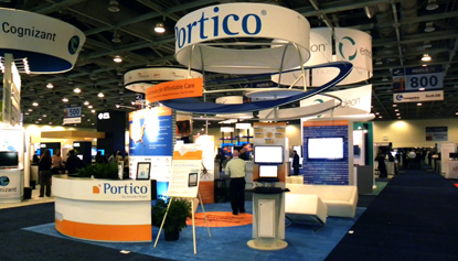 trade show booth Image 360