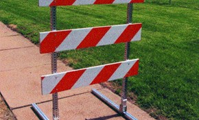 Barricades, Caution Tape & Queuing Line Solutions